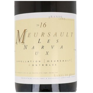 2014 Meursault Les Narvaux  Domaine Karel de Graaf