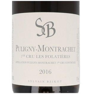 2016 Puligny-Montrachet 1er cru Les Folatieres Domaine Bzikot