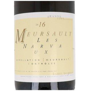 2016 Meursault Les Narvaux