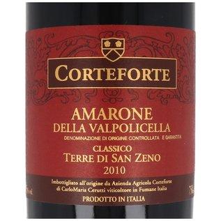 Corteforte 2010 Corteforte Amarone Classico Terre di San Zeno