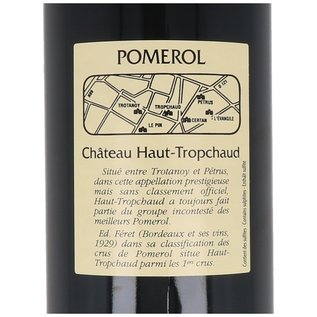 2016 Château Haut Tropchaud Pomerol