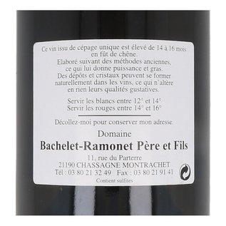Domaine Bachelet-Ramonet 2018 Batard Montrachet Grand Cru Domaine Bachelet-Ramonet