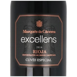 Marqués de Cáceres 2015 Marques de Caceres Excellens Crianza