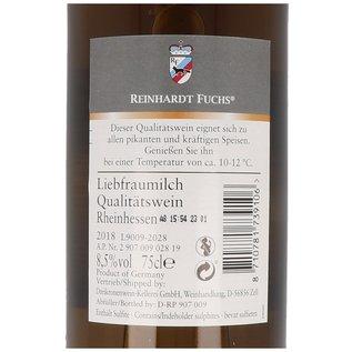 Zimmermann-Graeff & Müller 2018 Reinhardt Fuchs Liebfraumilch