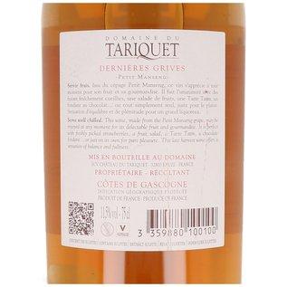 Tariquet 2016 Domaine Tariquet Dernieres Grives Petit Manseng