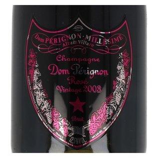 Moët & Chandon 2003 Dom Perignon Rosé - Jeff Koons