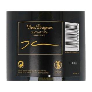 Moët & Chandon 2004 Dom Perignon - Jeff Koons