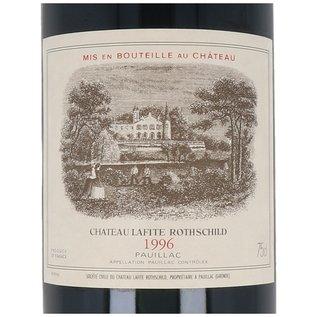 Château Lafite Rothschild 1996 Chateau Lafite Rothschild