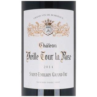 Vignobles Daniel Ybert 2016 Château Vieille Tour La Rose Saint-Emilion Grand Cru