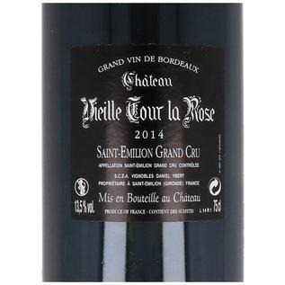 Vignobles Daniel Ybert 2014 Château Vieille Tour La Rose Saint-Emilion Grand Cru