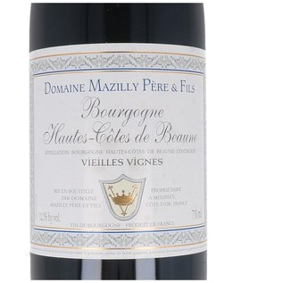 2014 Domaine Mazilly Père & Fils Pinot Noir Vieilles Vignes