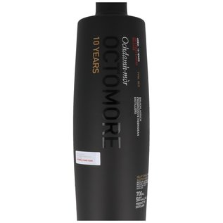Bruichladdich Distillery Octomore 10 Years_80.5 1st Edition