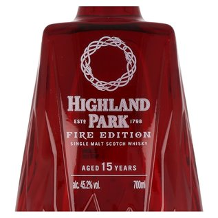 Highland Park Fire Edition 15 jaar