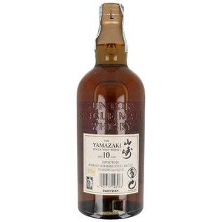 Suntory Whisky Yamazaki 10 Years
