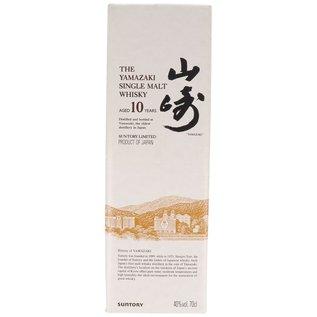 Suntory Whisky Yamazaki 10 Jaar