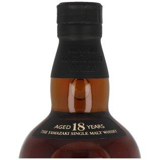Suntory Whisky Yamazaki 18 Jaar