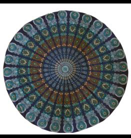 Mandaladoekblauw/groen