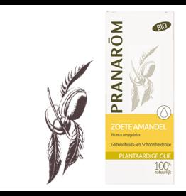 Zoete amandelolie - Prunus amygdalus BIO 50 ml pranarom