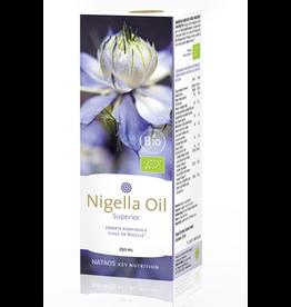Nigella Oil Superior (Nigella Sativa- Zwarte komijnolie), Nataos
