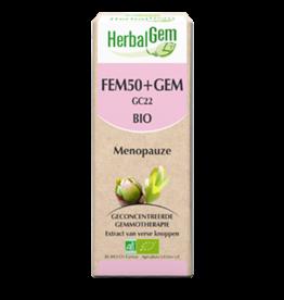 Gemmotherapie Fem50+Gem 50ml, Herbalgem