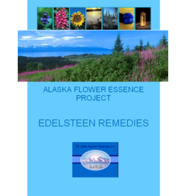 GREEN TOURMALINE/SMOKY QUARTZ Alaska Edelsteenremedie