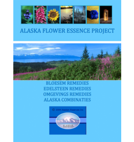 GREEN FAIRY ORCHID Alaska Bloesemremedie