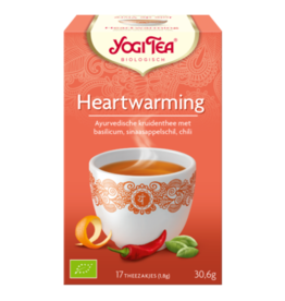 Heartwarming Yogi tea
