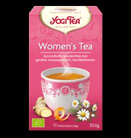 Women's Tea Yogi tea