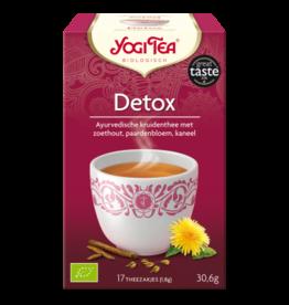 Detox Yogi tea