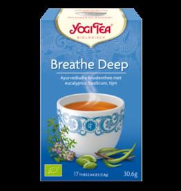 Breathe Deep Yogi tea