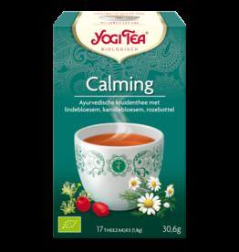 Calming Yogi tea