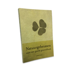 Boek Natuurgeheimen voor een goede gezondheid