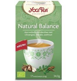 Natural Balance Yogi tea