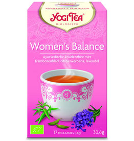 Vrouwen Balans Yogi thee