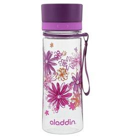 aladdin Aveo Waterfles 0.35L - paars