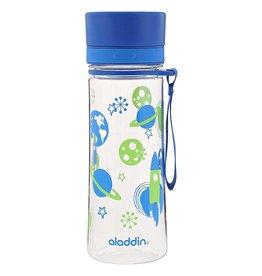 aladdin Aveo Waterfles 0.35L - blauw