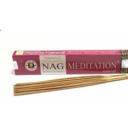 Golden Nag Meditation Wierook
