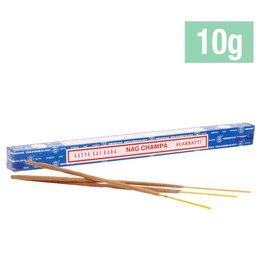 Nag Champa Incense -Wierook 10g