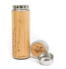 Thermosfles Bamboo Groot