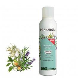 zuiverende spray Ravintsara, Tea tree 150ml Pranarom
