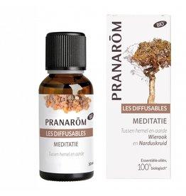 Verstuivingsmix Meditatie Pranarom 30ml