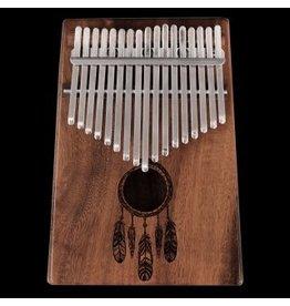 Kalimba Koa 17 sleutels