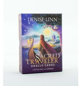 SACRED TRAVELER Oracle Cards