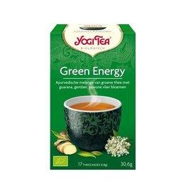 Green Energy Yogi tea