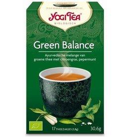 Green Balance Yogi thee