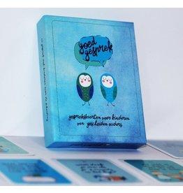 Goed gesprek - kaarten voor kinderen