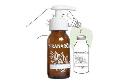 lege flesjes DIY aroma