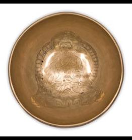 Klankschaal Medicine Buddha  12cm