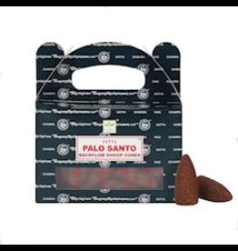 Palo Santo backflow wierookkegels