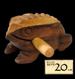 Houten Kikker 20 cm